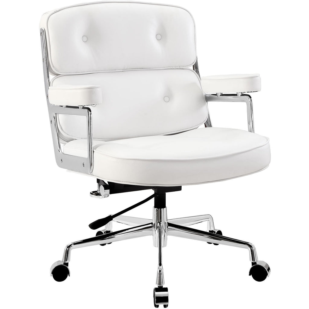Modway Modern Remix Adjustable Computer Office Chair - Minimal & Modern - 1