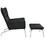 Modway Furniture Modern Class Leather Lounge Chair , Chairs - Modway Furniture, Minimal & Modern - 2