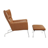 Modway Furniture Modern Class Leather Lounge Chair , Chairs - Modway Furniture, Minimal & Modern - 14