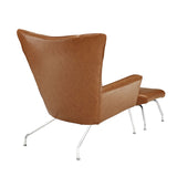 Modway Furniture Modern Class Leather Lounge Chair , Chairs - Modway Furniture, Minimal & Modern - 15