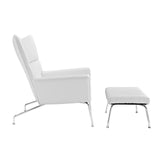 Modway Furniture Modern Class Leather Lounge Chair , Chairs - Modway Furniture, Minimal & Modern - 8