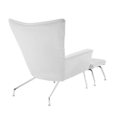 Modway Furniture Modern Class Leather Lounge Chair , Chairs - Modway Furniture, Minimal & Modern - 9