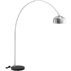 Modway Furniture Modern Sunflower Round Marble Base Floor Lamp - EEI-2906