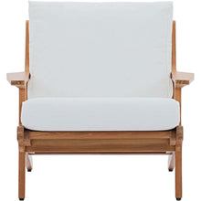 Modway Furniture Modern Saratoga Outdoor Patio Teak Armchair - EEI-2933