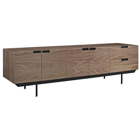Modway Furniture Modern Herald Sideboard Storage Cabinet in Dark Walnut , Storage - Modway Furniture, Minimal & Modern - 1