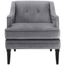 Modway Furniture Modern Concur Button Tufted Performance Velvet Armchair - EEI-2996