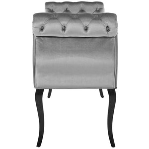 Modway Furniture Modern Adelia Chesterfield Style Button Tufted Performance Velvet Bench - EEI-3018