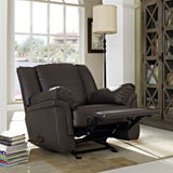 Modway Furniture Modern Grand Recliner , Chairs - Modway Furniture, Minimal & Modern - 14