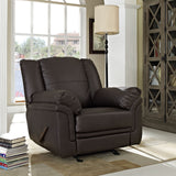 Modway Furniture Modern Grand Recliner , Chairs - Modway Furniture, Minimal & Modern - 15