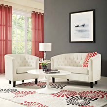 Modway Furniture Modern Prospect 2 Piece Velvet Loveseat and Armchair Set - EEI-3154