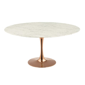 "Modway Furniture Modern Lippa 60"" Round Dining Table - EEI-3245"