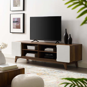"Modway Furniture Modern Tread 70"" Media Console TV Stand - EEI-3306"