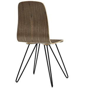 Modway Furniture Modern Drift Dining Side Chair Set of 4 - EEI-3379