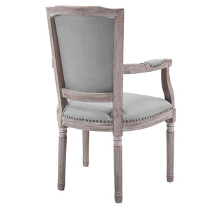 Modway Furniture Modern Penchant Dining Armchair Upholstered Fabric Set of 2 - EEI-3462
