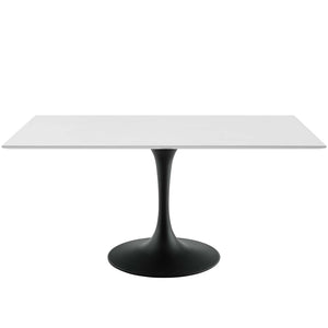 "Modway Furniture Modern Lippa 60"" Rectangle Wood Dining Table - EEI-3541"