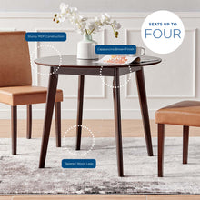 "Modway Furniture Modern Vision 35"" Round Dining Table - EEI-3749"