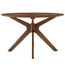 "Modway Furniture Modern Crossroads 47"" Round Wood Dining Table - EEI-3847"