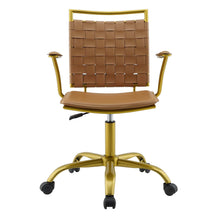 Modway Furniture Modern Fuse Faux Leather Office Chair - EEI-3868