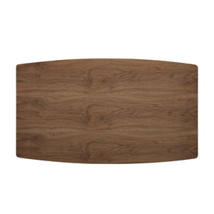 Modway Furniture Modern Gemini Coffee Table - EEI-3889