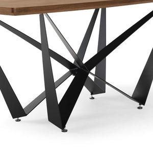 Modway Furniture Modern Parallax Dining Table - EEI-4093