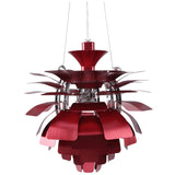 "Modway Furniture Petal 28"" Chandelier , Lighting - Modway Furniture, Minimal & Modern - 12"