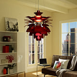 "Modway Furniture Petal 28"" Chandelier , Lighting - Modway Furniture, Minimal & Modern - 14"