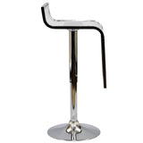 Modway Furniture LEM Acrylic Modern Bar Stool , Bar Stools - Modway Furniture, Minimal & Modern - 3