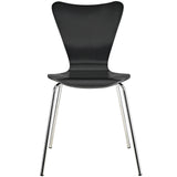 Modway Furniture Ernie Modern Dining Side Chair , Dining Chairs - Modway Furniture, Minimal & Modern - 2