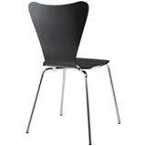 Modway Furniture Ernie Modern Dining Side Chair , Dining Chairs - Modway Furniture, Minimal & Modern - 3