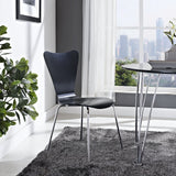 Modway Furniture Ernie Modern Dining Side Chair , Dining Chairs - Modway Furniture, Minimal & Modern - 4
