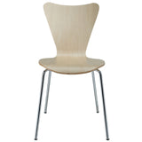 Modway Furniture Ernie Modern Dining Side Chair , Dining Chairs - Modway Furniture, Minimal & Modern - 6