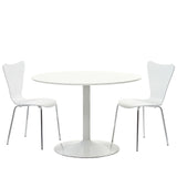 Modway Furniture Ernie Modern Dining Side Chair , Dining Chairs - Modway Furniture, Minimal & Modern - 15