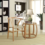 Modway Furniture Amish Modern Dining Wood Armchair , Dining Chairs - Modway Furniture, Minimal & Modern - 12