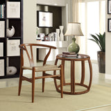 Modway Furniture Amish Modern Dining Wood Armchair , Dining Chairs - Modway Furniture, Minimal & Modern - 20