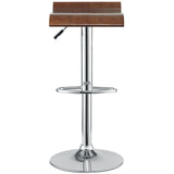 Modway Furniture Bentwood Modern Bar Stool , Bar Stools - Modway Furniture, Minimal & Modern - 3