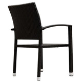 Modway Furniture Bella Dining Outdoor Patio Armchair , Bar and Dining - Modway Furniture, Minimal & Modern - 3