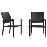 Modway Furniture Bella Dining Outdoor Patio Armchair , Bar and Dining - Modway Furniture, Minimal & Modern - 4
