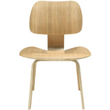Modway Furniture Fathom Modern Dining Side Chair Natural, Dining Chairs - Modway Furniture, Minimal & Modern - 1