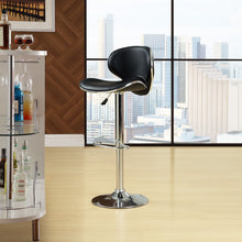 Modway Furniture Saddleback Vinyl Modern Bar Stool EEI-635-Minimal & Modern