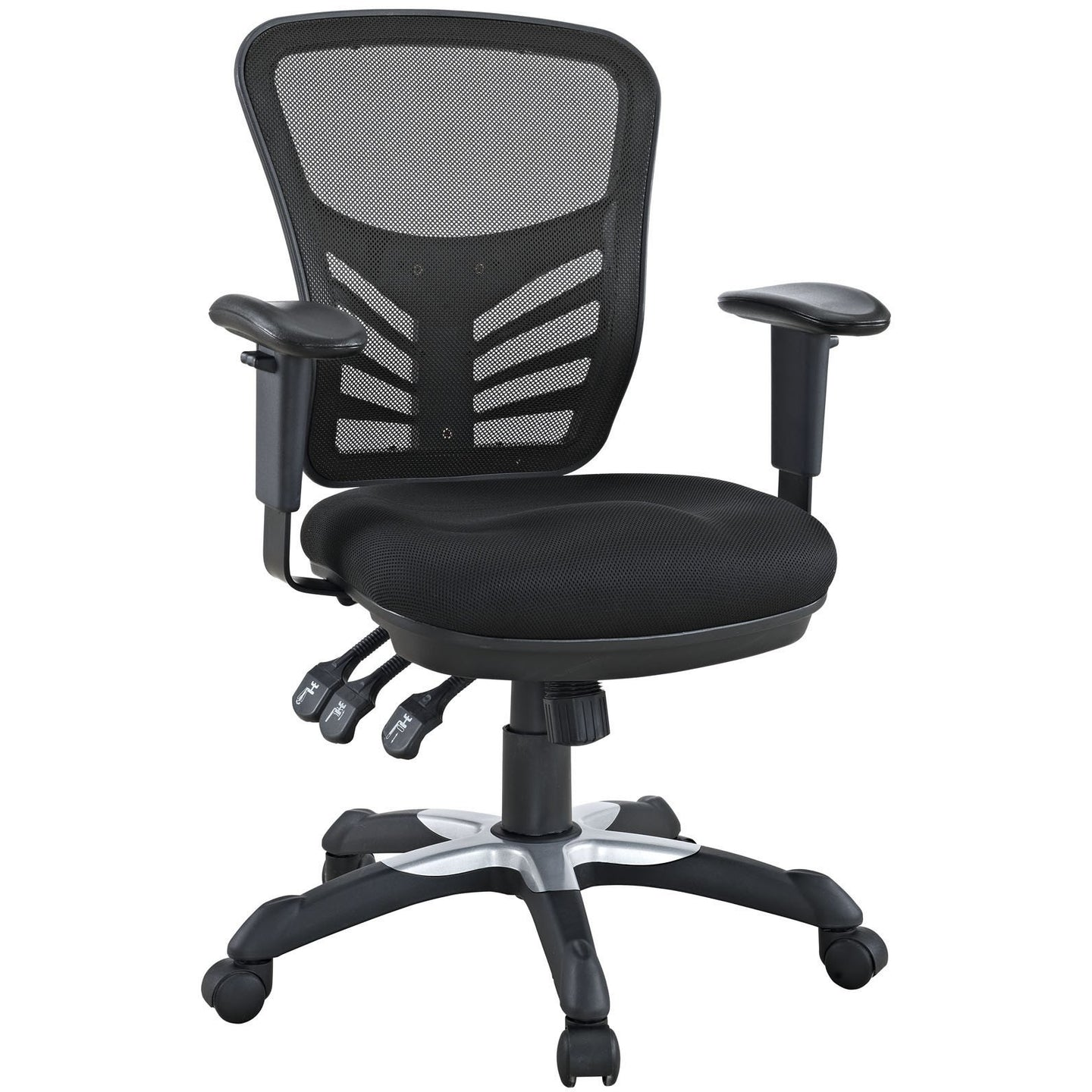 Modway Modern Articulate Adjustable Computer Office Chair - Minimal & Modern - 1