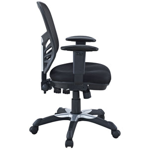 Modway Modern Articulate Adjustable Computer Office Chair - Minimal & Modern - 2