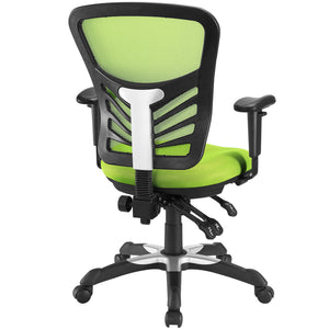 Modway Modern Articulate Adjustable Computer Office Chair - Minimal & Modern - 23