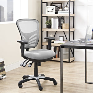 Modway Modern Articulate Adjustable Computer Office Chair - Minimal & Modern - 20