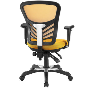 Modway Modern Articulate Adjustable Computer Office Chair - Minimal & Modern - 15