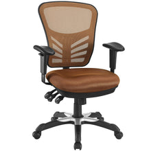 Modway Modern Articulate Adjustable Computer Office Chair - Minimal & Modern - 5