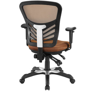 Modway Modern Articulate Adjustable Computer Office Chair - Minimal & Modern - 7