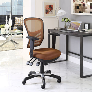 Modway Modern Articulate Adjustable Computer Office Chair - Minimal & Modern - 8