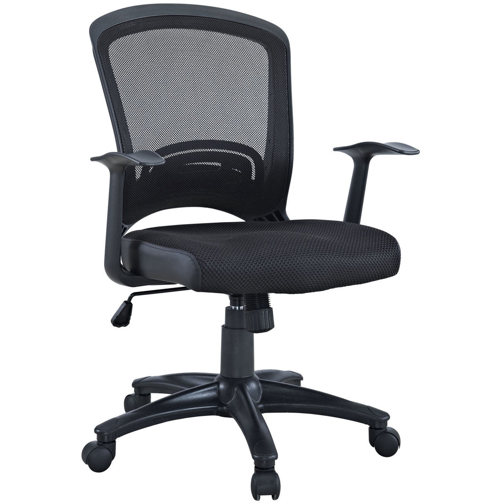 Modway Modern Pulse Mesh Adjustable Computer Office Chair , Office Chairs - Modway Furniture, Minimal & Modern - 1