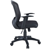 Modway Modern Pulse Mesh Adjustable Computer Office Chair , Office Chairs - Modway Furniture, Minimal & Modern - 2