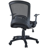 Modway Modern Pulse Mesh Adjustable Computer Office Chair , Office Chairs - Modway Furniture, Minimal & Modern - 3